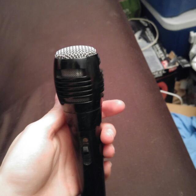 Karaoké Microphone