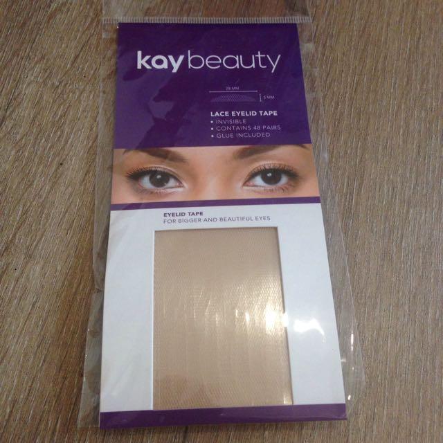 Lace Eyelid Tape