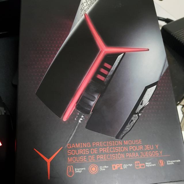 e7ea1f7602e Lenovo Y GAMING Mouse, Toys & Games, Video Gaming, Gaming ...