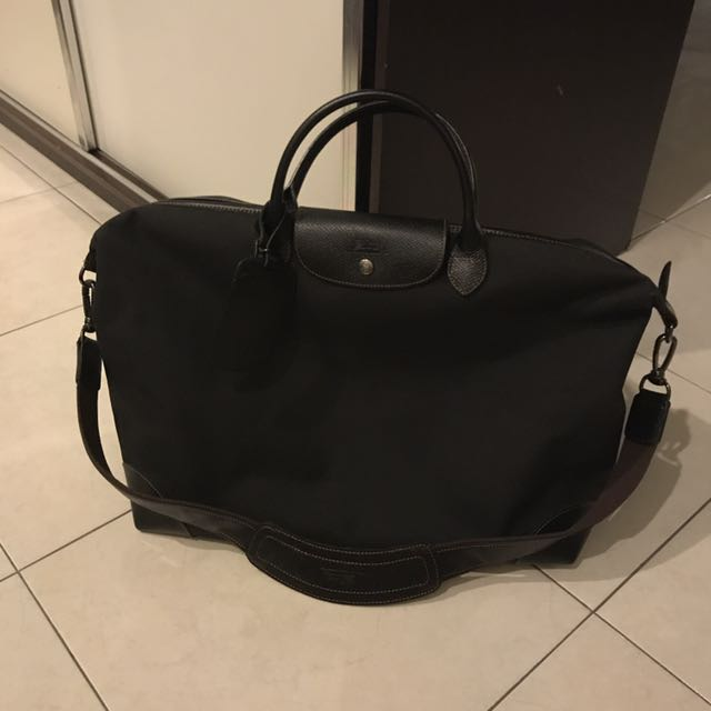 Longchamp Boxford Travel Bag L Size d8eeacbdb1299