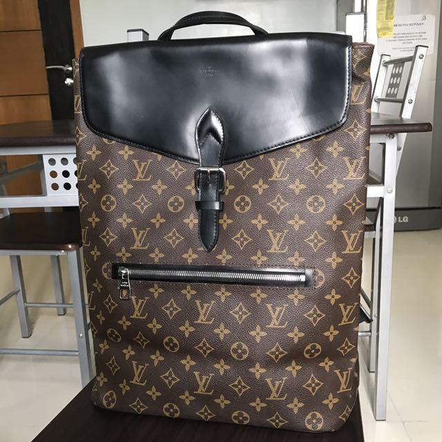 Louis Vuitton Palk Backpack Monogram