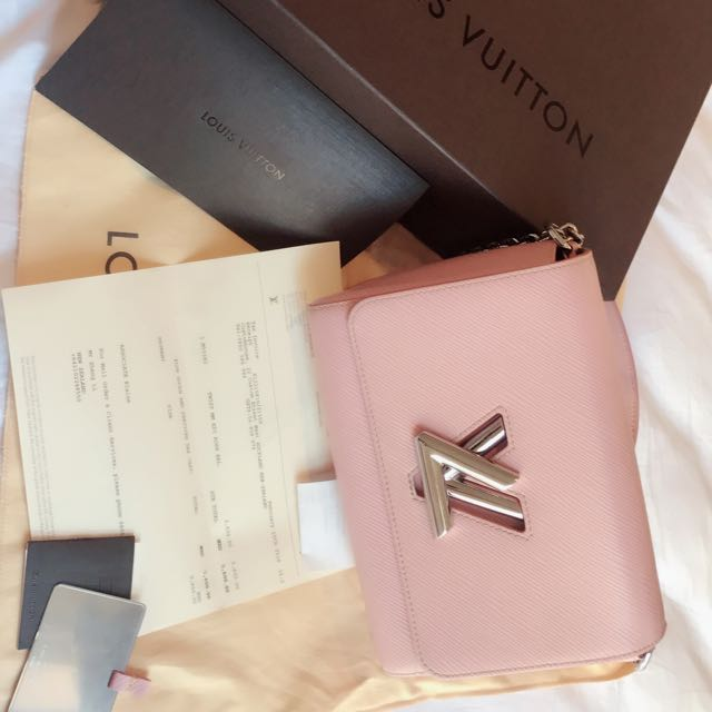 LV PINK TWIST Price Drop To 3500$!!!!