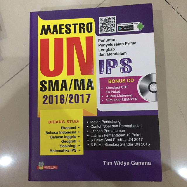 MAESTRO UN SMA/MA IPS