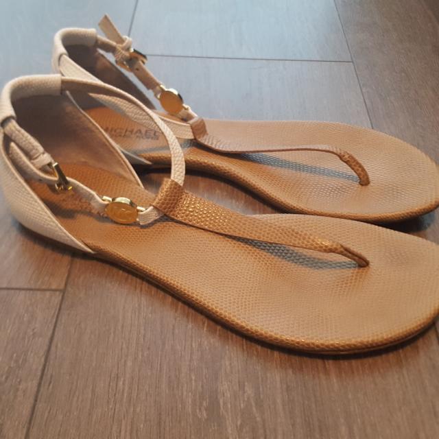 Michael Kors sandals size 7.5