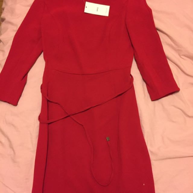 MNG Monaco Red Dress