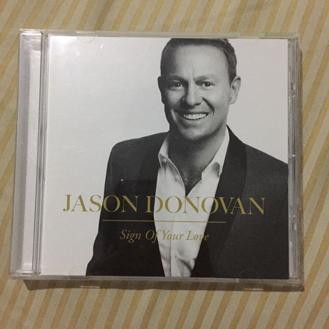My Love By Jason Donovan