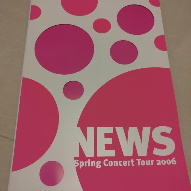 """NewS"" - Spring Concert Tour 2006寫真集"