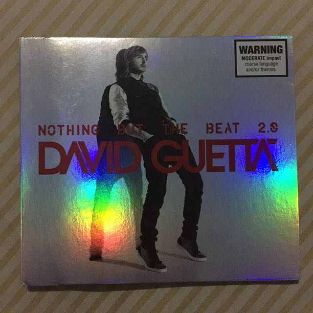 Nothing But The Beat 2.0 by David Guetta (Import)