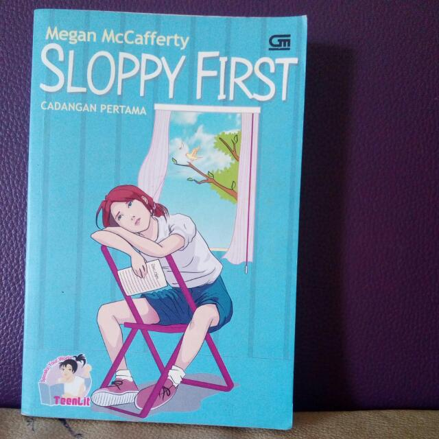 Novel Teenlit Sloopy First