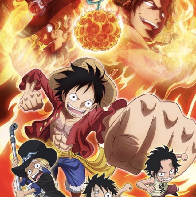One Piece Poster 24x36