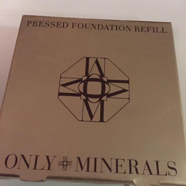 only Minerals SPF27 +++ Pressed Powder Foundation