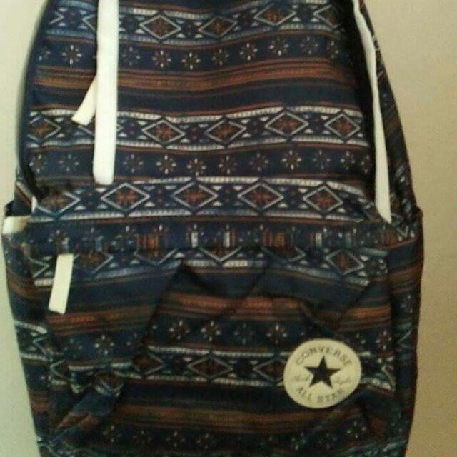 Original Converse bagpack