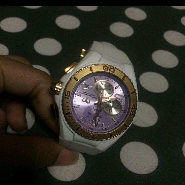 original techno marine watch