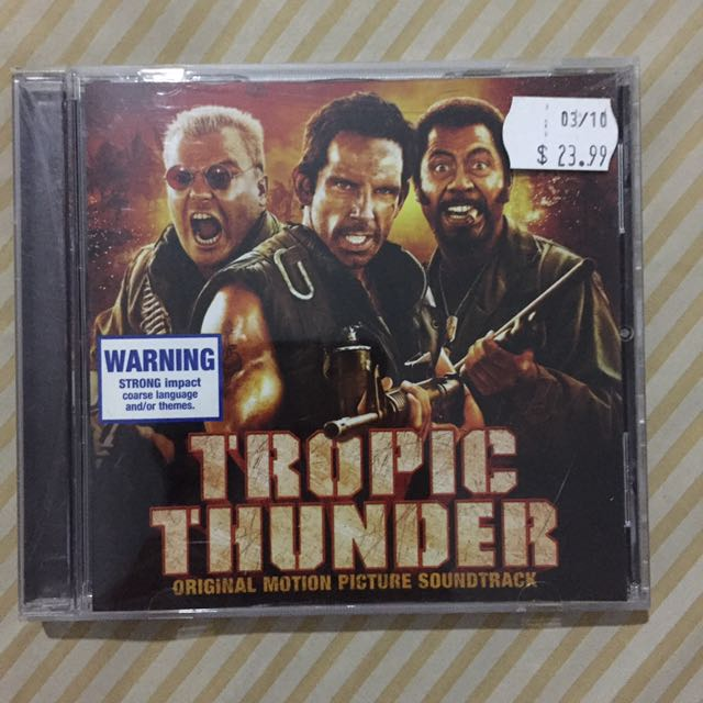 OST Tropic Thunder