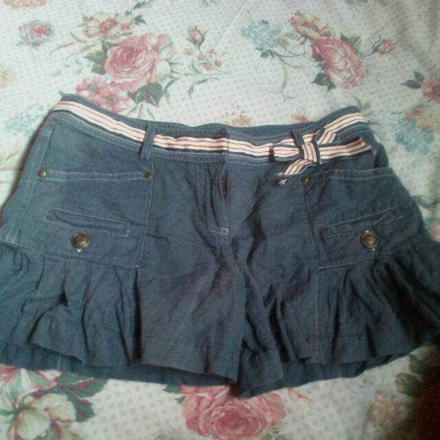 30(repriced)Palda Shorts With Ribbon