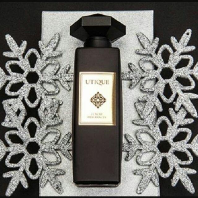 Parfum Federico Mahora Original Eropa For Unisex Fm Utique Black