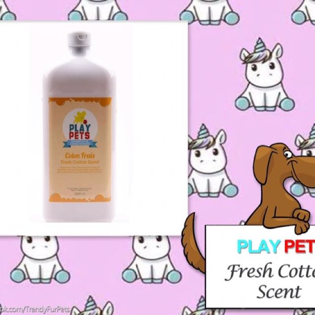 PLAY PETS Fresh Cotton Scent