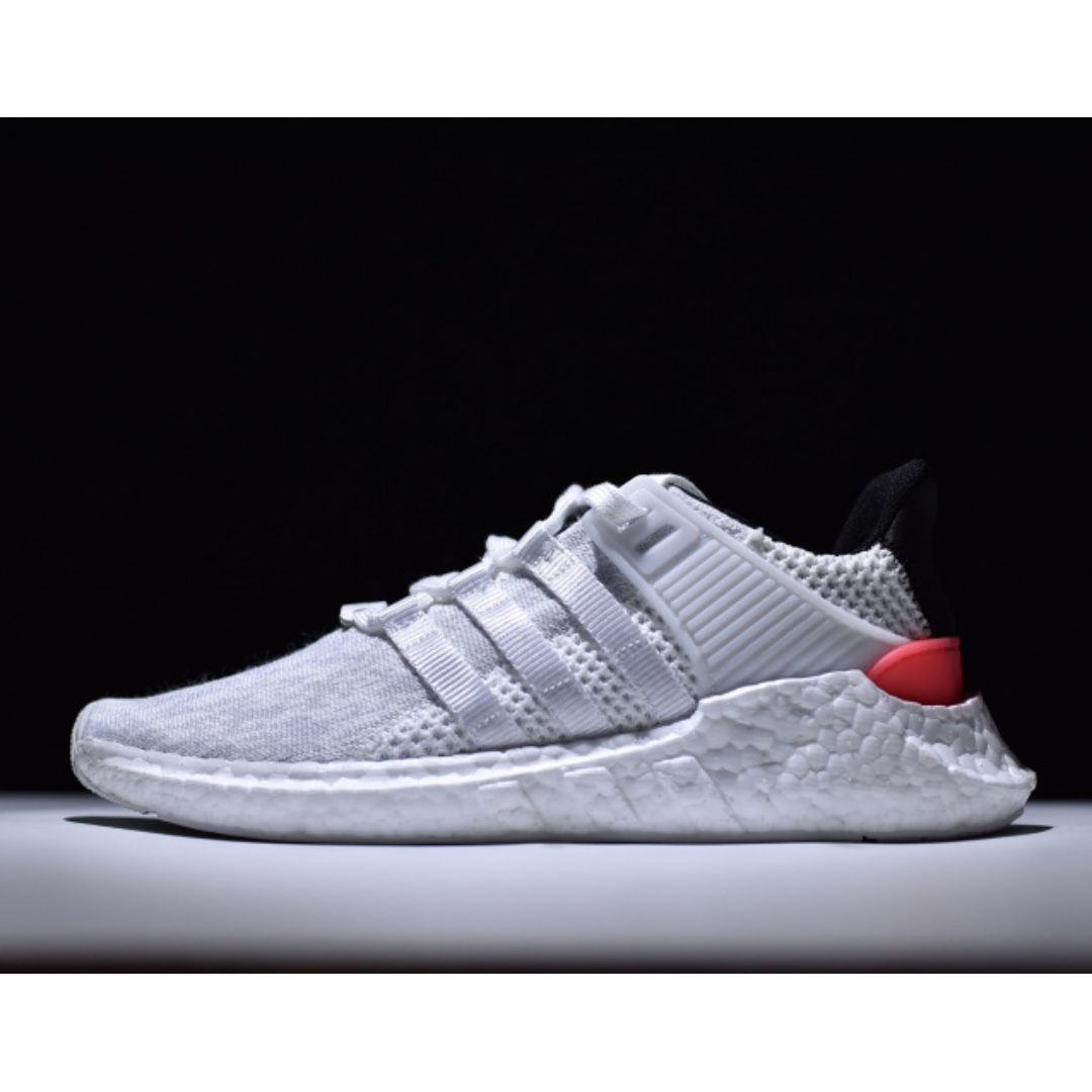 uk availability 05ca4 d9e2d PO Adidas EQT Support 9317 WhiteTurbo Red, Mens Fashion ...