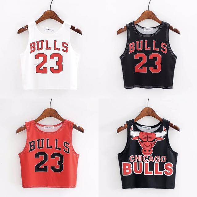 86ef627eb2a870 PO Basketball Jersey Crop Tank Top