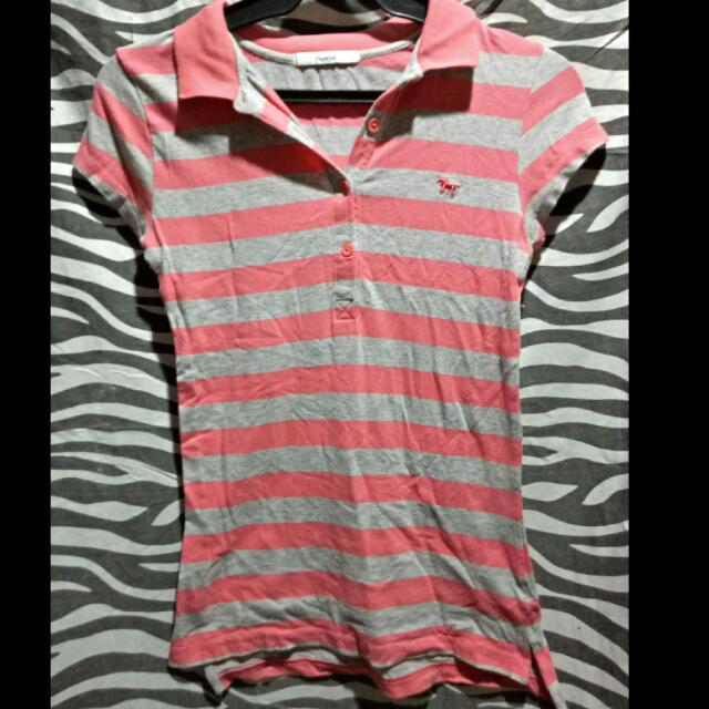 Polo Short Stripes