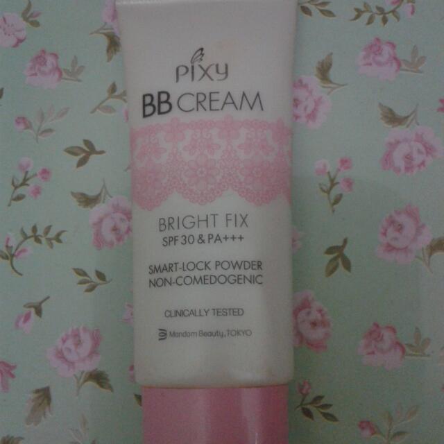[PRELOVED] Pixy BB Cream Bright Fix shade BEIGE