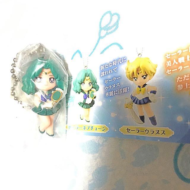 331590985bd Pretty Guardian Sailor moon Sailor Neptune Gashapon Gacha Gacha ...