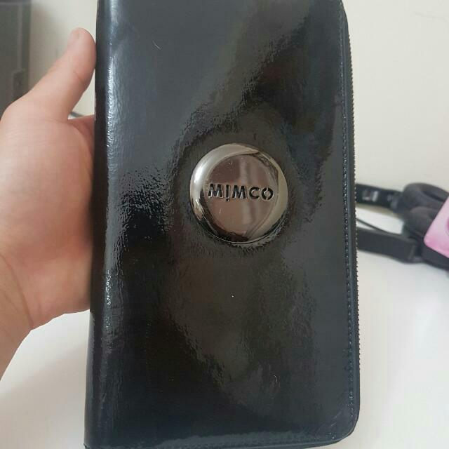 QUICK SALE! MIMCO TRAVEL WALLET