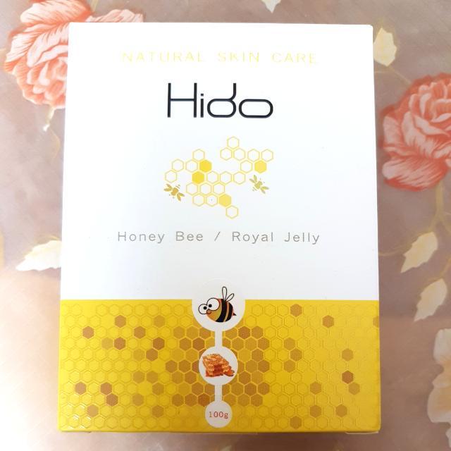 Royal jelly soap 100g