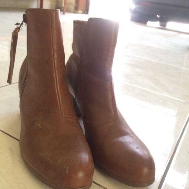 Rubi Ankle Boots