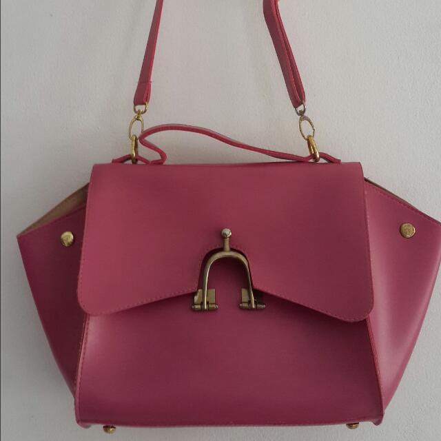 Slingbag Pink Cantik