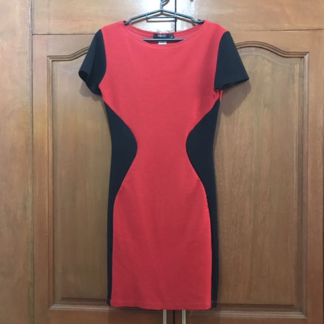 SM WOMAN Bodycon Dress
