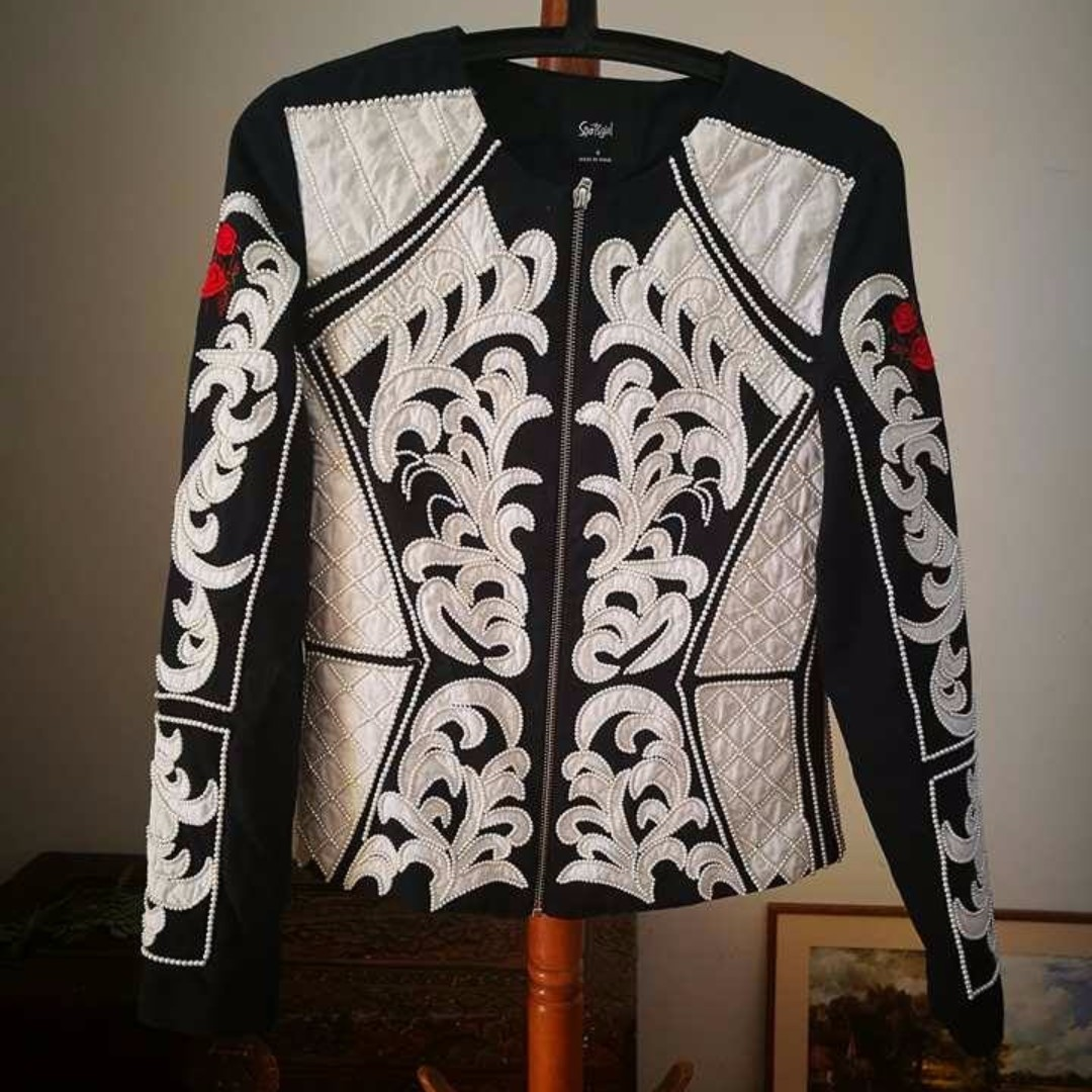 SPORTSGIRL Amazing Embroidered Jacket