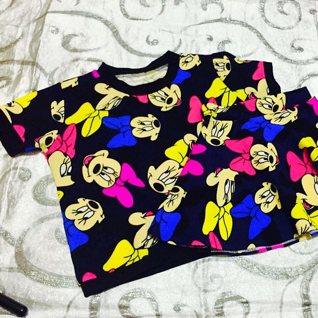 Terno ( Mickey Mouse 🐭)