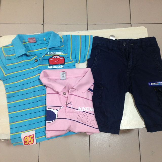 Terno Boy's Clothes 2-3 years old