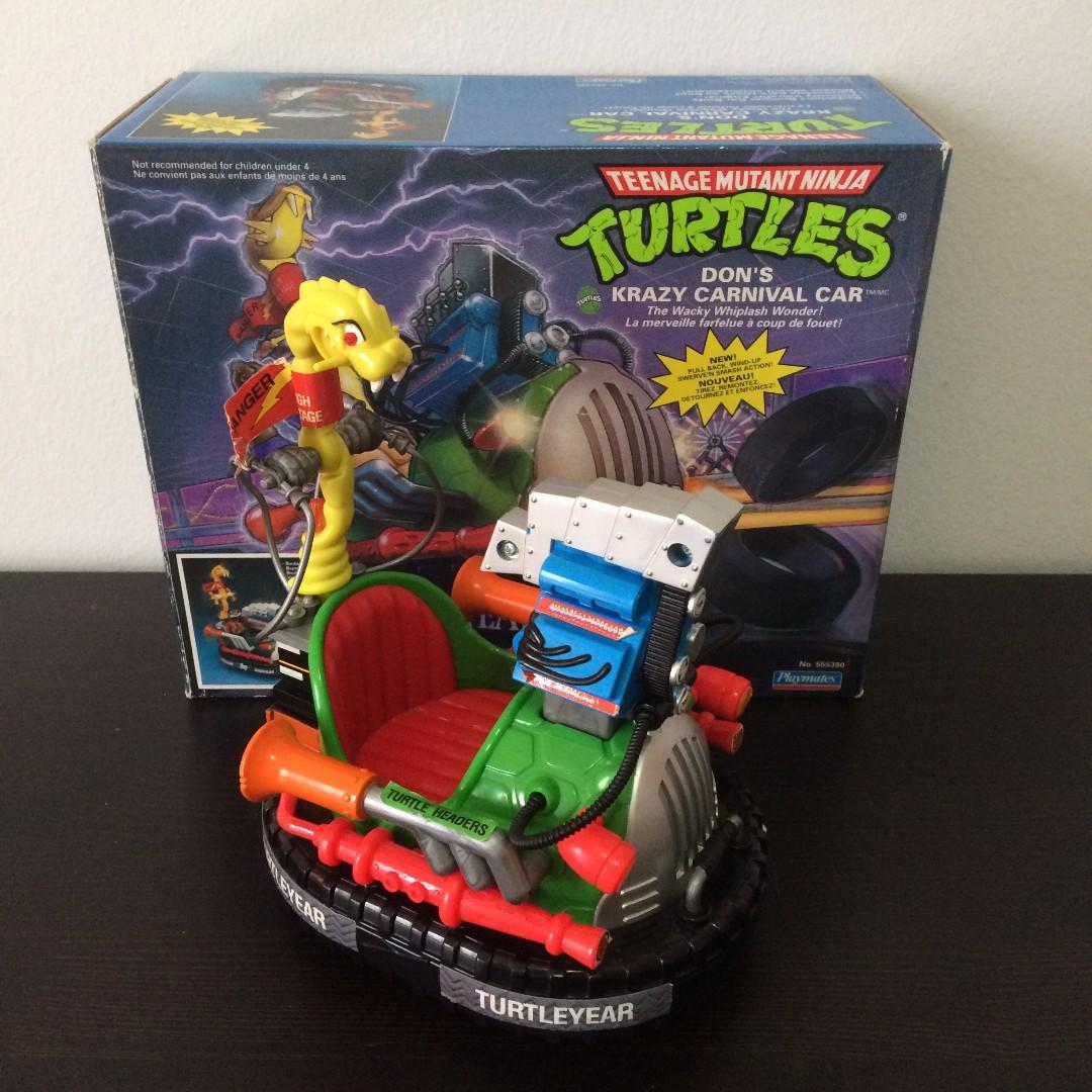 Vintage Tmnt Toys