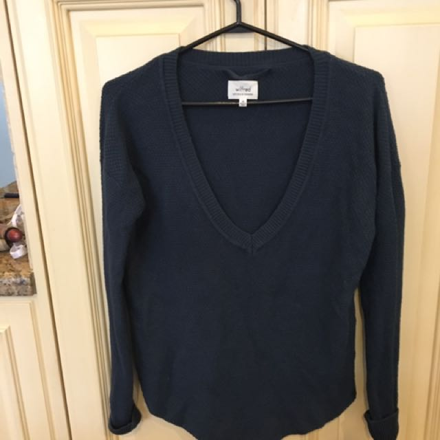 Wilfred Blue Sweater