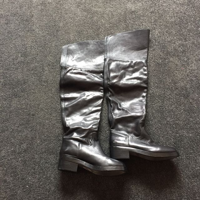 Windsor Smith High Knee Boots