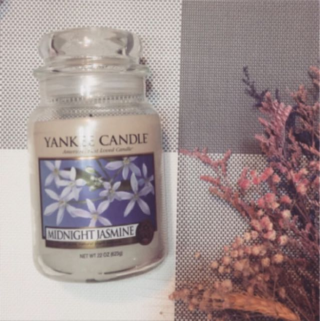 🎊🎊Yankee Candle-midnight Jasmine