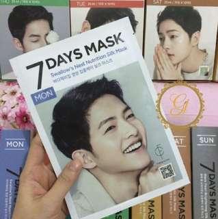 Masker Wajah Song Joongki