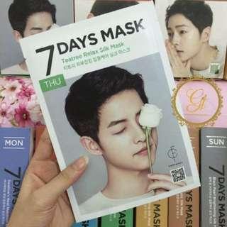 Masker Wajah Songjoongki