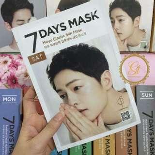 Masker Wajah Song Joong Ki