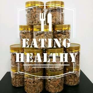 Crunchy Almond & Nuts