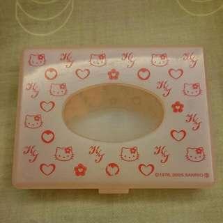 Hello Kitty隨身面紙盒