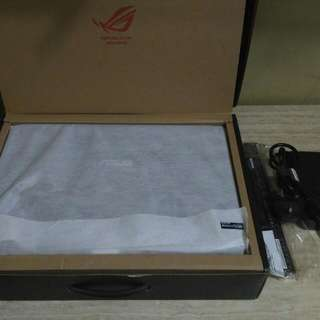 Laptop Asus ROG GL552V-XDM044T (Murah) Baru !!!