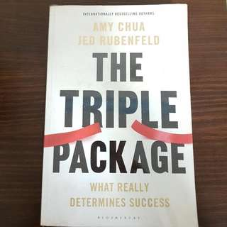 The Triple Package By Amy Chua and Jed Rubenfield