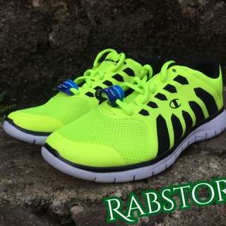 Sepatu Champion Original Gusto Green