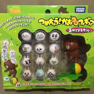 Takara TOMY LINE 可愛益智兒童玩具,交換禮物一流