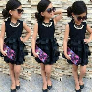 Kids Princess Dress