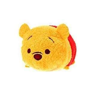 Disney Tsum Tsum Winnie The Pooh Mini Plush
