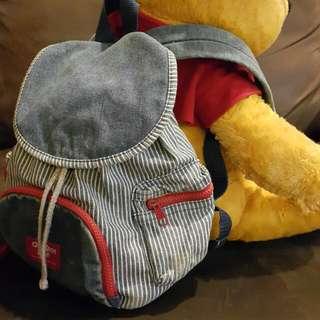 Original Oshkosh B'gosh Denim Backpack